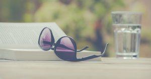 livre, été, calme, lire, s'évader