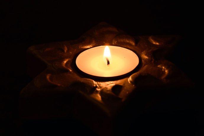 bougie, lumière