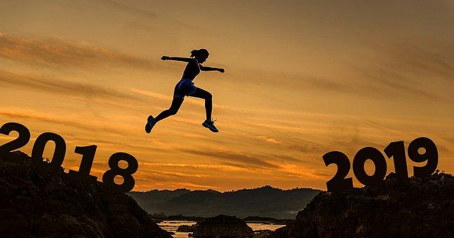 passage à la nouvelle année, confiance, capacités