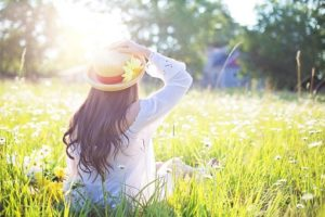 s'exposer au soleil pour recharger en vitamine D, balade en nature, se resourcer